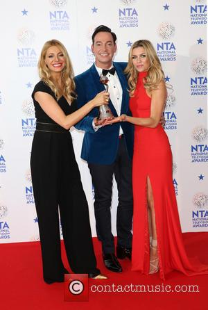 Tess Daly, Craig, Revel Horwood, Abbey Clancy and Abbey Crouch