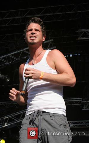 Chris Cornell - Chris Cornell of Audioslave, performs at the Fields of Rock Festival - Nijmegen, Netherlands - Saturday 18th...