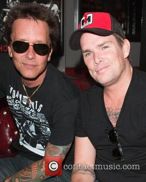 Billy Morrison and Mark McGrath - Musicians come together for the 'Rock Agasint MS' event, held at Whiskey A Go-Go...