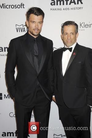 Josh Duhamel and Kenneth Cole
