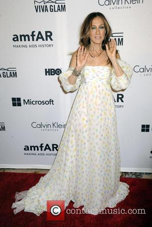 Sarah Jessica Parker - AmfAR Inspiration Gala New York 2014 - New York, New York, United States - Wednesday 31st...
