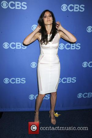 Daniela Ruah - 2014 CBS Upfront Presentation, New York - New York, New York, United States - Wednesday 31st December...