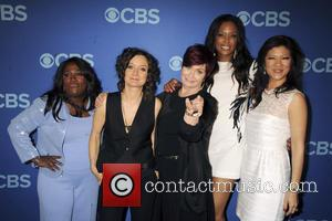 Sheryl Underwood, Sara Gilbert, Aisha Tyler, Sharon Osbourne and Julie Chen