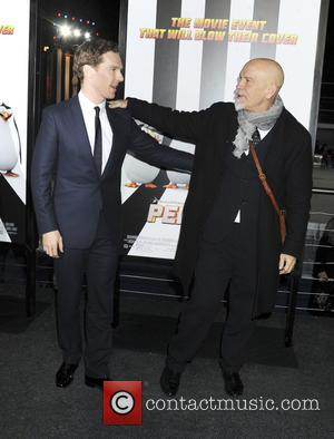 Benedict Cumberbatch and John Malkovich