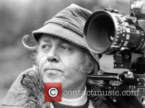 Richard Attenborough - Shown on the set: director Richard Attenborough - Thursday 26th March 2009