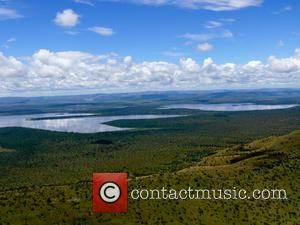 View over Akagera. A labyrinth of lakes makes up Akagera National Park, Rwanda.   African Parks to Translocate and Reintroduce Lions...