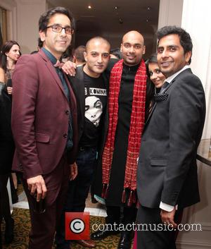 Adil Ray and Guest