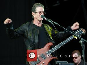 Lou Reed - Lou Reed performs at Hop Farm 2011 - Kent, United Kingdom - Saturday 2nd July 2011