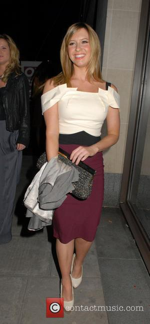 Brooke Kinsella - OK! Magazine 20th Anniversary Party - Arrivals - London, United Kingdom - Saturday 22nd October 2011