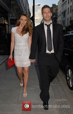 Michelle Heaton and Hugh Hanley