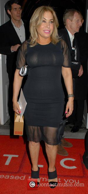 Brix Smith-Start - TLC channel launch held at Sketch - Departures - London, United Kingdom - Monday 31st October 2011