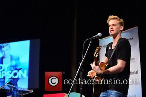 Cody Simpson - Cody Simpson performs, greets fans and signs copies of his book
