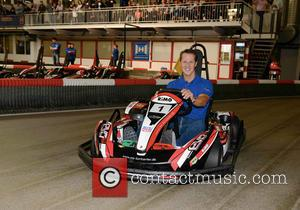 Michael Schumacher - Michael Schumacher go karting - Kerpen, Germany - Friday 2nd March 2012