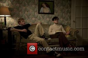 Dane DeHaan and Daniel Radcliffe - Film stills from 'Kill Your Darlings' in theaters October 16, 2013 - Thursday 22nd...