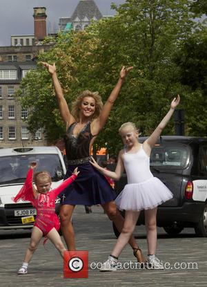 Natalie Lowe, Michelle Mackay and Siara Colrane - Craig Revel Horwood's Strictly Confidential comes to Edinburgh for shows at the...