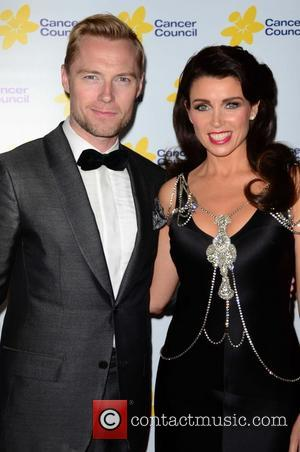 Dannii Minogue and Ronan Keating - Emerald and Ivy Ball 2013 - Sydney, Australia - Wednesday 26th September 2012