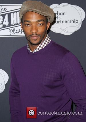 Anthony Mackie - The After Party for Mont Blanc's 12th Annual production of The 24 Hour Plays, a benefit for...