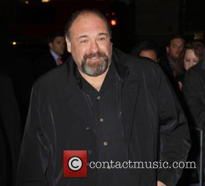 James Gandolfini - New York Premiere of 'Killing Them Softly' at the SVA Theate - Outside Arrivals - New York...