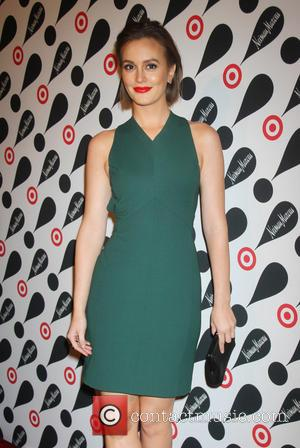 Leighton Meester - The Target and Neiman Marcus Holiday collection Launch event - arrivals - New York City, New York,...