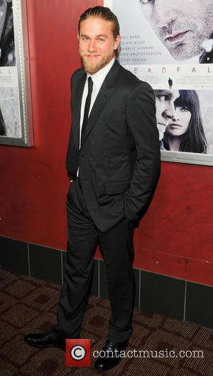 Charlie Hunnam - Celebrities attend the 'Deadfall' premiere at the ArcLight Hollywood Theatre - New York City, United States -...