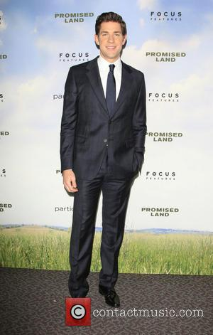 John Krasinski - Premiere of Focus Features'