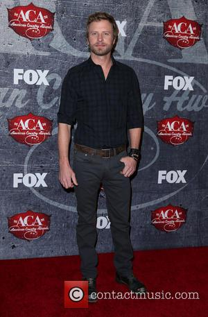Dierks Bentley - 2012 American Country Awards at Mandalay Bay Resort and Casino- Arrivals - Las Vegas, Nevada, United States...