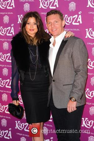 Holly Valance and Nick Candy - Kooza Cirque Du Soleil opening night at the Royal Albert Hall - Arrivals -...