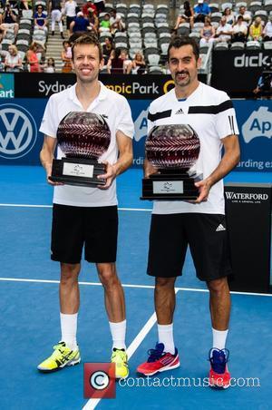 Tennis, Nenad Zimonjic and Daniel Nestor