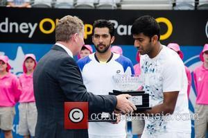 Tennis, Rohan Bopanna and Aisam-ul-haq Qureshi
