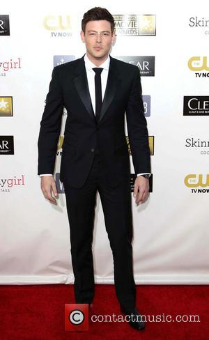 Cory Monteith - 18th Annual Critics' Choice Movie Awards held at Barker Hangar - Arrivals - Santa Monica, California, United...