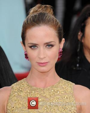 Emily Blunt, Golden Globe Awards, Beverly Hilton Hotel