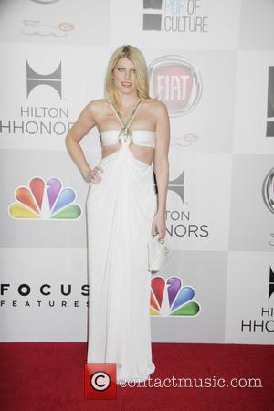 Meredith Ostrom - NBC Universal's 70th Annual Golden Globe Awards After Party Los Angeles California United States Sunday 13th January...