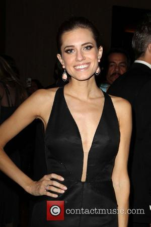 Allison Williams - Golden Globe Awards Post Party Los Angeles California USA Sunday 13th January 2013
