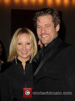 Anne Heche and James Tupper - Golden Globe Awards Post Party Los Angeles California USA Sunday 13th January 2013