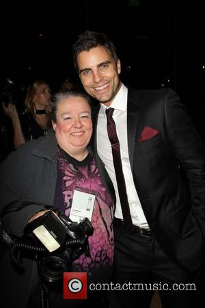 Colin Egglesfield - Golden Globe Awards Post Party Los Angeles California USA Sunday 13th January 2013