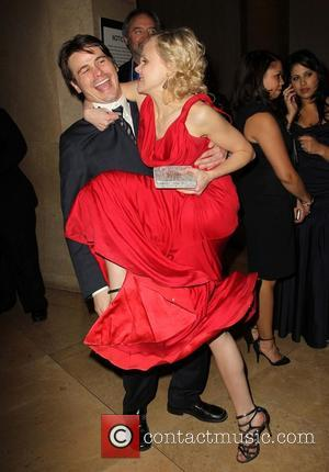 Jason Ritter and Alison Pill - Golden Globe Awards Post Party Los Angeles California USA Sunday 13th January 2013