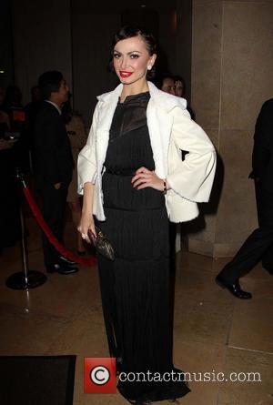Karina Smirnoff - Golden Globe Awards Post Party Los Angeles California USA Sunday 13th January 2013