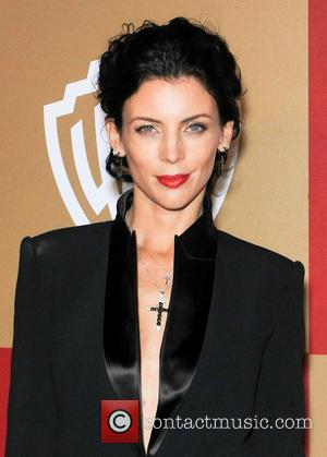 Liberty Ross - InStyle And Warner Bros. Golden Globe After...