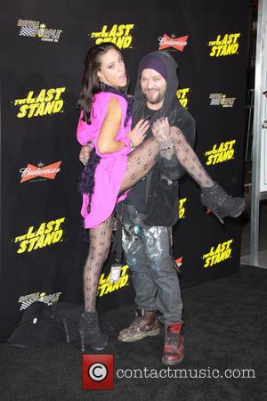 Bam Margera - Last Stand Premiere LA Los Angeles California United States Monday 14th January 2013