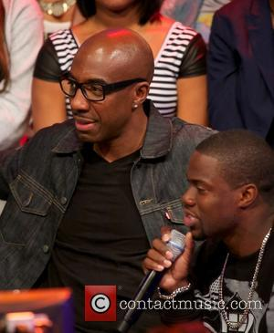 JB Smoove and Kevin Hart