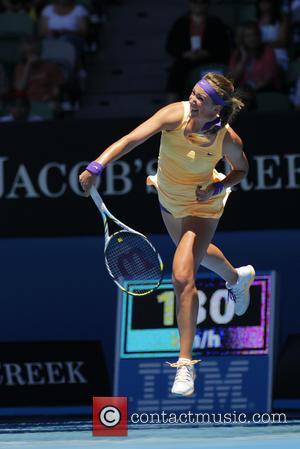 Victoria Azarenka - Australian Open Tennis 2013 - Rod Laver Arena Melbourne Australia Tuesday 15th January 2013