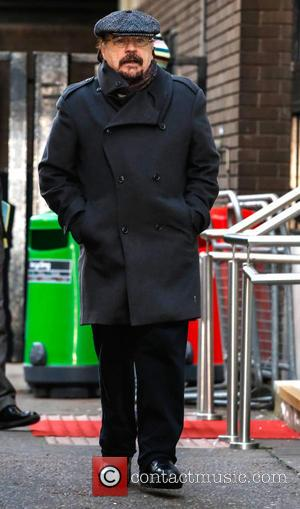 Brian Cox - Celebrities at the ITV studios London United Kingdom Tuesday 15th January 2013
