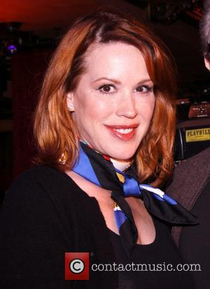 Molly Ringwald - The upcoming concerts press preview at 54 Below night club New York City New York United States...