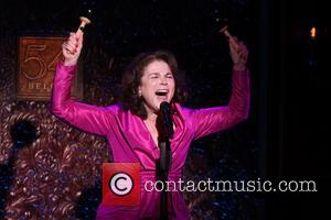 Tovah Feldshuh - The upcoming concerts press preview at 54 Below night club New York City New York United States...