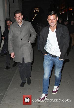 Mark Wright and James Argent - Mark Wright celebrates His Birthday London United Kingdom Tuesday 15th January 2013