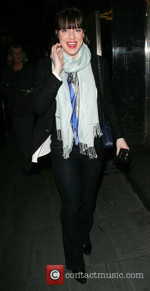 Michelle Ryan - Michelle Ryan leaves the Savoy Theatre London United Kingdom Tuesday 15th January 2013