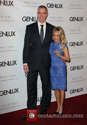 Kristin Chenoweth and Eric Lemaire
