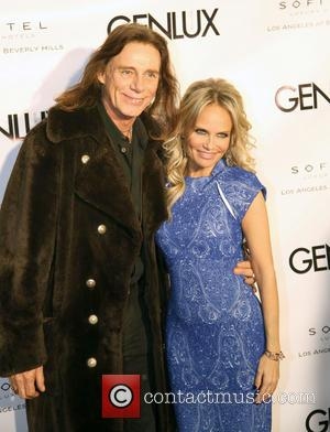 George Blodwell and Kristin Chenoweth