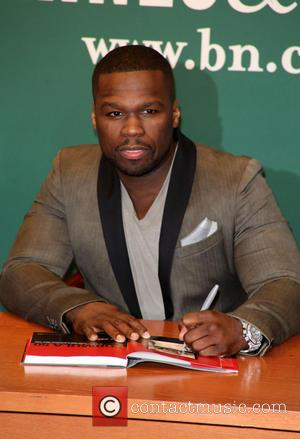 50 Cent and Curtis Jackson - 50 Cent Book Signing New York City New York United States Wednesday 16th January...
