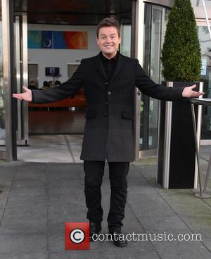 Declan Donnelly - Britain's Got Talent auditions Cardiff Wales Wednesday 16th January 2013